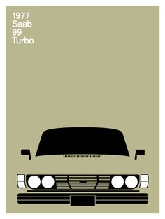 Saab 99 Turbo, 1977