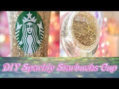 sparkly starbucks mug, love love love!