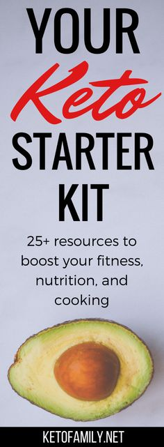 This is your keto starter kit: A list of our handpicked favorite products and resources that have helped us live a more ketogenic lifestyle over the years. It's the perfect reference tool for beginners and old pros alike!