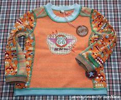 Hilde Shirt für Jungs 86-92