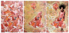 Saskia Obdeijn - Collages