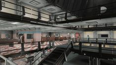 Central atrium, luxurious rooms offered by More Vault Rooms mod and many other features. Fallout 4 Vault Tec, Fallout 4 Settlement Ideas, Fallout 4 Vaults, Fallout 4 Mods, Fall Out 4, Forts, Atrium, Vip, Workshop