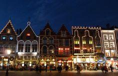 Grote Christmas Market in Bruges