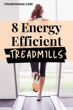 Let's be honest, a treadmill is no small financial investment. You are going to want to know not just how much the treadmill will cost upfront, but also the estimated yearly maintenance, and the impact on your monthly electricity bill. Here are 8 treadmills that are energy efficient. Home Treadmill, Electric Treadmill, Folding Treadmill, Cardio At Home, Running On Treadmill, Jogging For Beginners, Running Plan, Running For Beginners