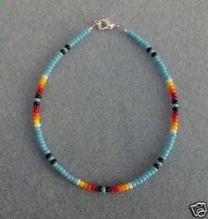 284290413721124089298 Native American Beaded Bracelets   Native American Beadwork Bracelet   Diamond Ring