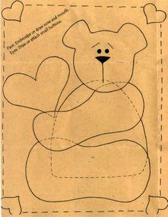 Bear-Sewing
