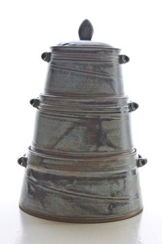 Stackables. Illyria Pottery