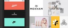 Graphic Design Trends for 2016 Moxham, Magazine Titles, Graphic Design Trends, Colorful Decor, Color Trends, Surface Design, Negative Space, Style, Minimalist