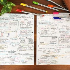 Going through my college Chemistry notes before I scan them, edit them and upload them to my website for download! ⚗🌡📝 #medschool #medstudent #medlife #medicine #med #medicina #medicalschool #medicalstudent #futuredoctor #apuntes #notes #studying #chemistry #quimica #chem #science #mystaedtler #studying