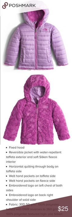 d453a8c33ad5 The North Face Mossbud jacket Toddler girl