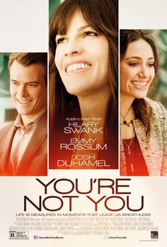 YOU'RE NOT YOU. For our review, check out: http://cinemacy.com/youre/