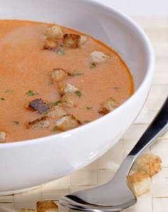 Skandinávská lososová polévka  (Scandinavian salmon soup)