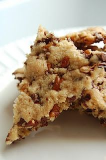 Pecan-Chocolate Chip Cookie Brittle
