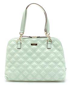 Kate Spade #mint Astor Court leather shoulder #bag