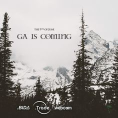 the 9th of June, GA is coming!