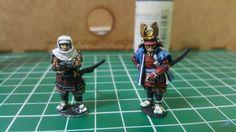 Samurais perry miniatures 28mm