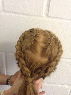 how to make fish plaits in hair
