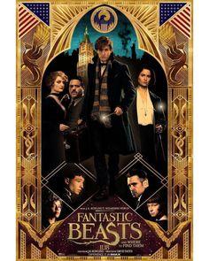 J.K. Rowling confirms FIVE total Fantastic Beasts movies