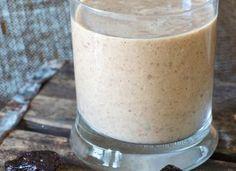 Aprenda a preparar a receita de Esse shake de biomassa de banana verde deixa a barriga lisinha