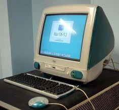 Apple Macintosh iMac prototype - Photo courtesy of jimabeles Tech Branding, Old Computers, Apple Computers, Drive Bay, Memory Module, New Ipad Pro, Mac Os, Apple Products, Retro