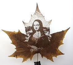https://flic.kr/s/aHskpbvBjy | http://goo.gl/Wq1IrZ | A new form of art has come in light in recent time and it is carving on leafs. This art is also now adopted by professional artists. Leaves of Chinar trees are used for leaf carving.http://goo.gl/Wq1IrZ