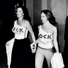 Liv Tyler and Stella McCartney at First Met Ball