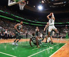Celtics lead the Bucks 62-49 at the half! Jayson Tatum with 16 10afa3a28