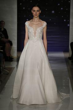 Reem Acra Bridal Show  #eudissesim
