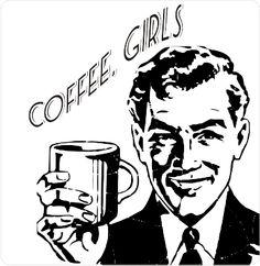 Coffee retro vector - Vintage and Retro Vector