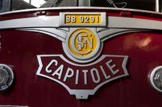 Photo Train Capitole