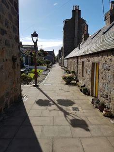 Footdee, Aberdeen, Scotland
