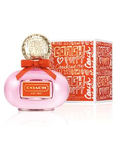 Got a sample of the Coach poppy perfume and I love it.