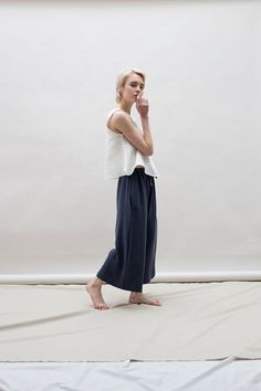 Wide Pant by laurenw