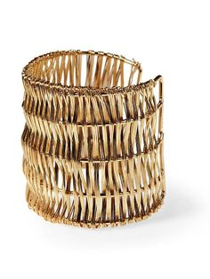 Woven Cuff Bracelet $24.00 by Tinley Road found here at http://piperlime.gap.com/browse/product.do?cid=66994=1=303854002