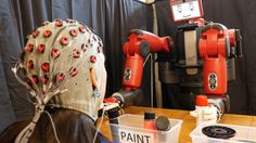 MIT Engineers Create Robots That Can Correctly Sort Objects by Reading Human Minds