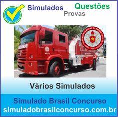 Concurso Bombeiro do Rio de Janeiro 2014.  Novos Simulados e Questões do Corpo de Bombeiro-RJ 2014.  http://simuladobrasilconcurso.com.br/simulados/concursos/?filtro_concurso=3461  #SimuladoBrasilConcurso, #ProvaBombeiroRj