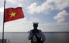 Spratly Islands, vietnam veteran news, mack payne