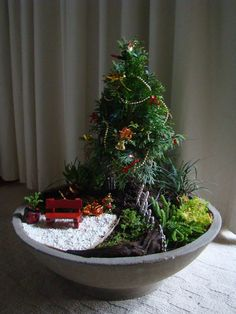 46 Best Christmas fairy garden images | Fairies garden, Fairy ...