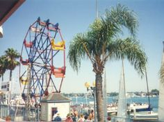 Balboa Fun Zone - Loved this place as a kid... been on that Ferris Wheel a time or ten :)