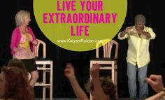 If You're NOT Living Your Extraordinary Life… You're DYING!
