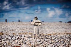 Stein auf Stein  stone on stone