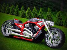 My Dream Bike... Custom Turbocharged Harley...