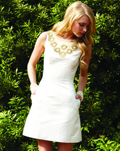 Lilly Pulitzer Fall '13- Wythe Dress