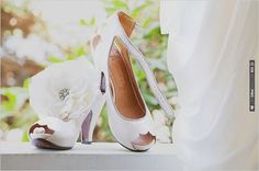 white wedding shoes | CHECK OUT MORE IDEAS AT WEDDINGPINS.NET | #weddingshoes