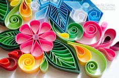 Quilling Quilling wall art Quilling art Quilling paper art Heart Quilling heart Love Works Wonders H