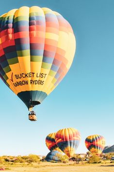 Flights as low at $149 per person! Create memories that will last a lifetime! Air Balloon Rides, Hot Air Balloon, Colorado Springs, Places To See, Phoenix, Cool Photos, Arizona, Balloons, Bucket