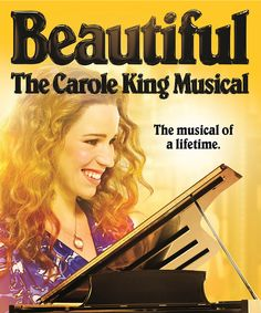 zulily-exclusive offer to see award-winning Beautiful: The Carole King Musical at The Stephen Sondheim Theatre! Get Orchestra or Front Mezzanine seats on select dates through July 2 including Fridays. Buy two or more tickets and you will also receive a $25 credit for a delectable dinner at STK New York City - Midtown.About the show:During the musical explosion that was the 1960's in America, one woman wrote the songs that made a nation sing. Beautiful tells the inspiring true story of Carole…