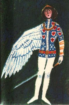 Bernhard Nast (illustrations for Hans Christian Andersen's fairy tales)