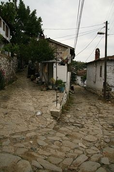 A quieter life in the villages of W Turkey