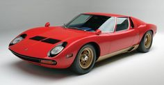 First Lamborghini Miura SV delivered in America sells for $2.3 million at Amelia Is   Hemmings Daily